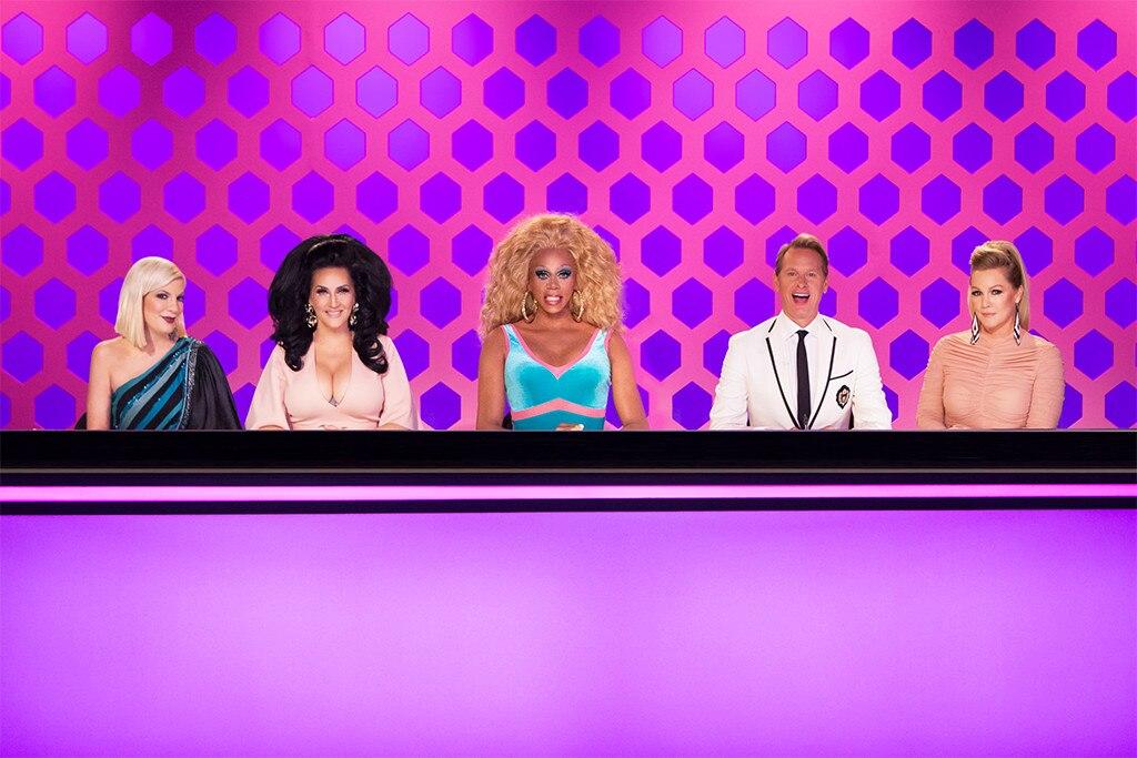 RuPaul's Drag Race, 2017 Emmys