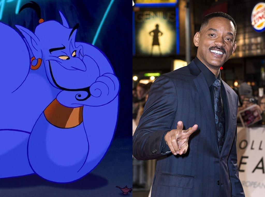 Aladdin, Animated Disney vs. Live Action Disney