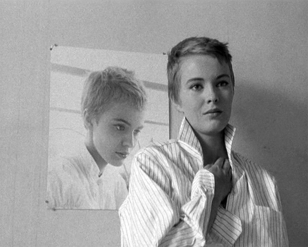 Jean Seberg, Breathless, Movie