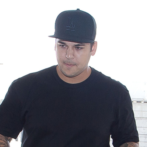 Rob Kardashian Is Getting Counseling After Blac Chyna Legal Drama