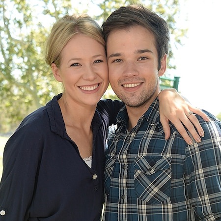 jessica kress. icarly\u0027s nathan kress expecting first child with wife london elise moore | e! news jessica