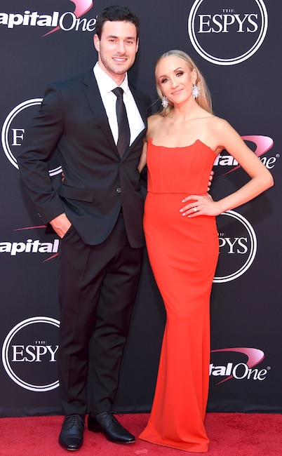 2017 ESPYS: See All the Superstar Athletes Step Out on the ... Nastia Liukin Wedding