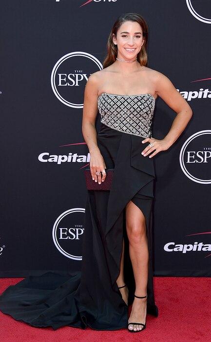 Aly Raisman, 2017 ESPY Awards, ESPYS