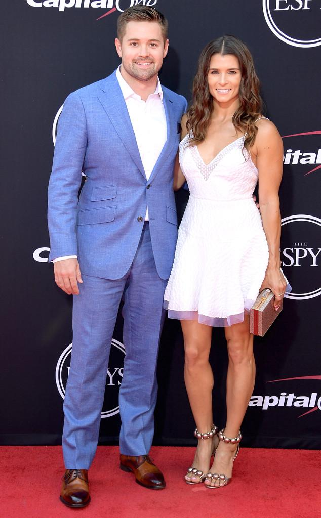 Ricky Stenhouse Jr., Danica Patrick, 2017 ESPY Awards, ESPYS