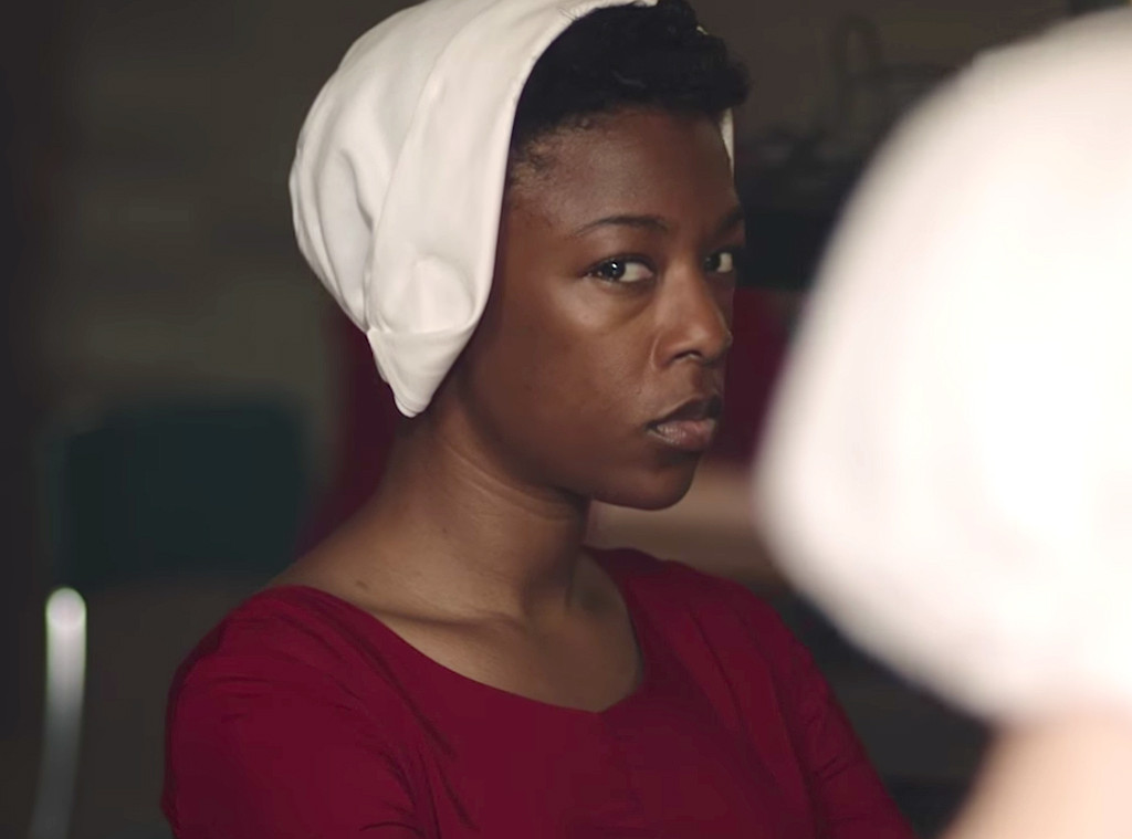 Samira Wiley, Handmaid's Tale