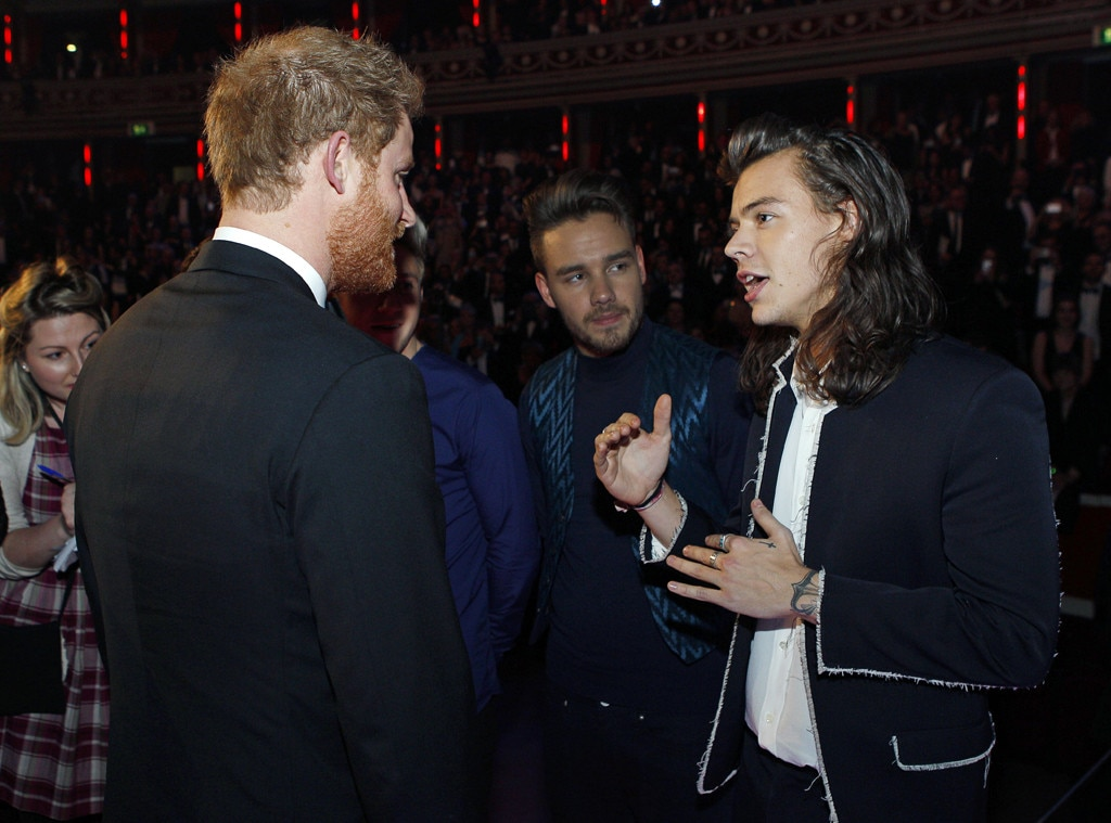 Harry Styles, Prince Harry, One Direction