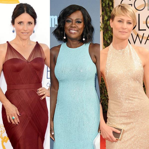 Les meilleurs looks des nominés aux Emmy Awards 2017