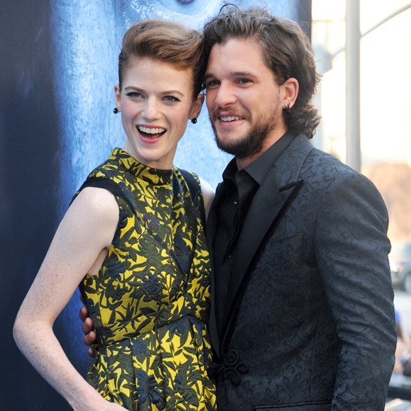 Kit Harington and Rose Leslie: Romance Rewind