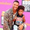 Russell Wilson, Future Zahir Wilburn, Nickelodeon Kids' Choice Sports Awards