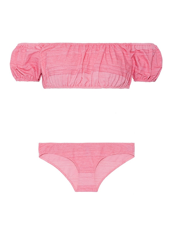 ESC: Off-the-Shoulder Swimsuits