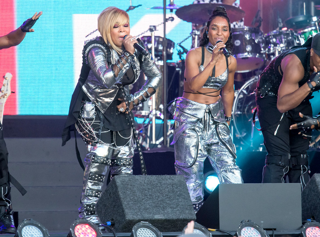 T Boz Amp Chilli Of Tlc From The Big Picture Today S Hot
