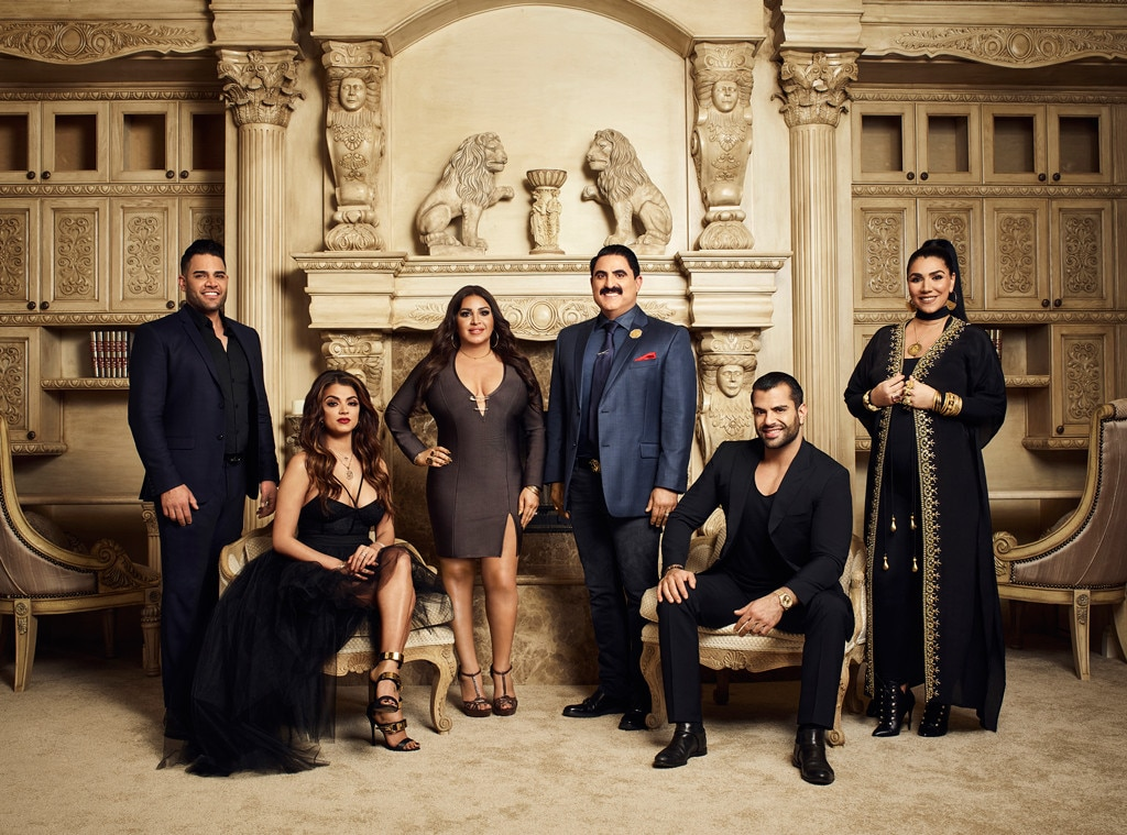 Shahs of Sunset, Season 6