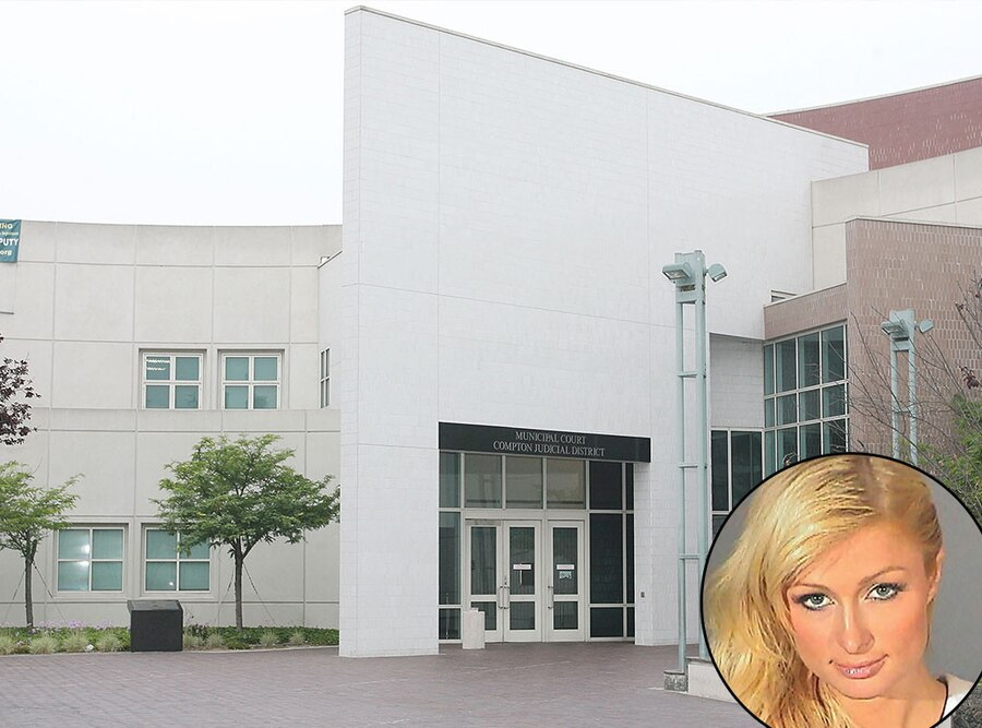 Lynwood Correctional, Paris Hilton