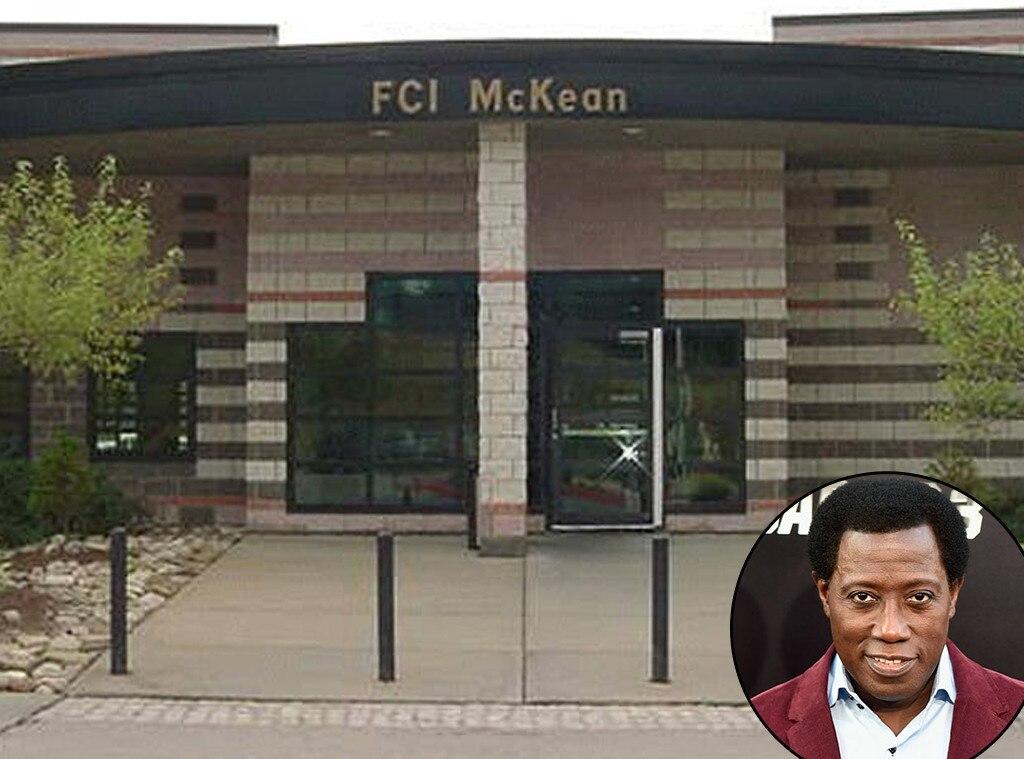 FCI McKean, Wesley Snipes