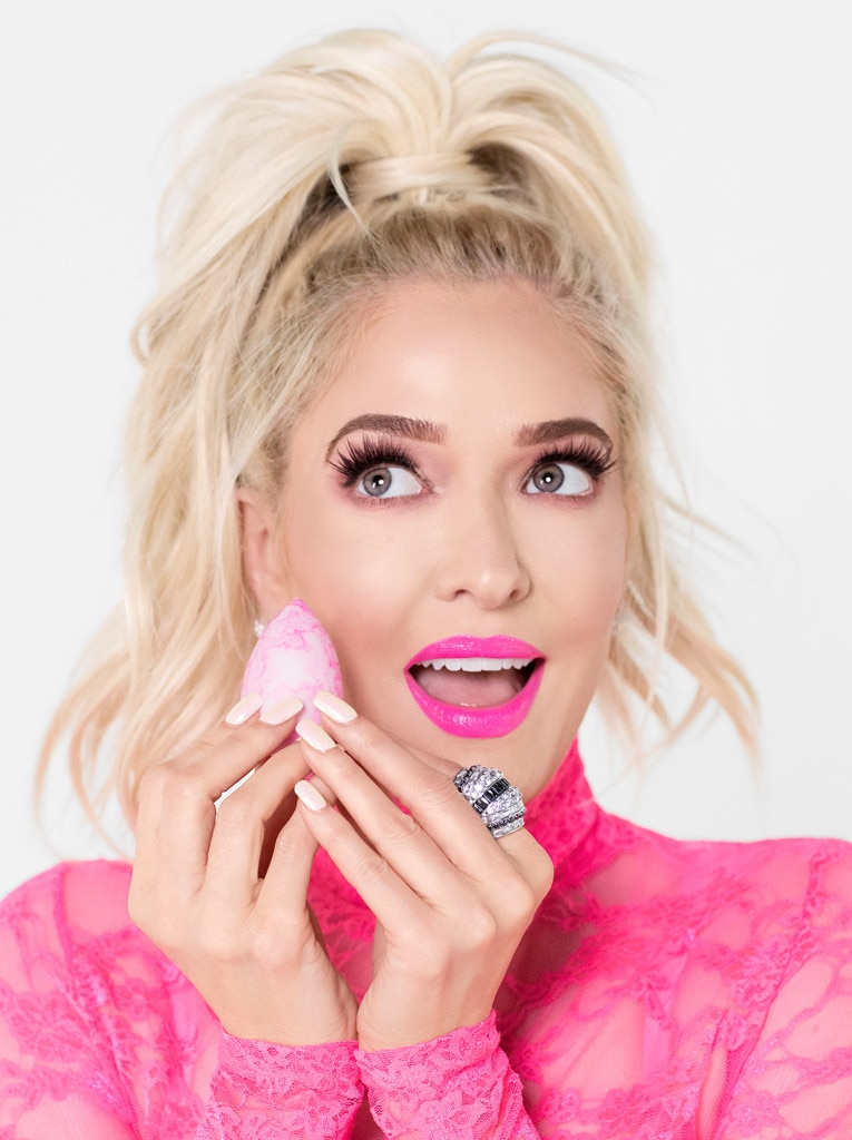 ESC: Erika Jayne, Beauty Blender