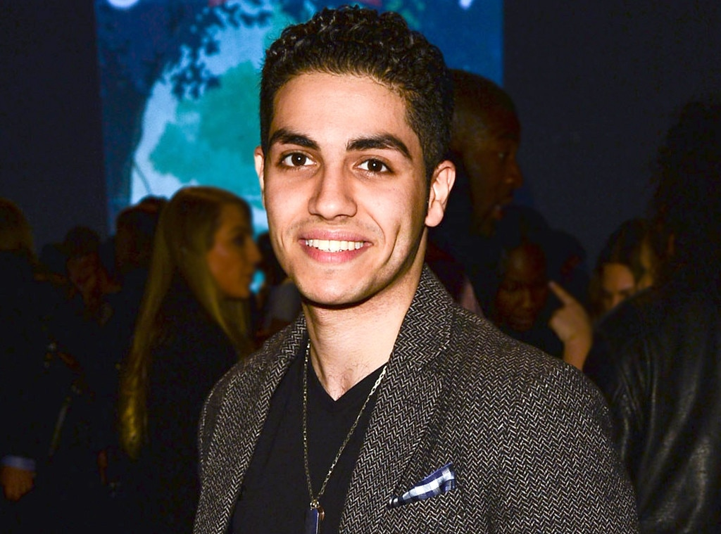 Mena Massoud cast as Aladdin in Disney live-action remake