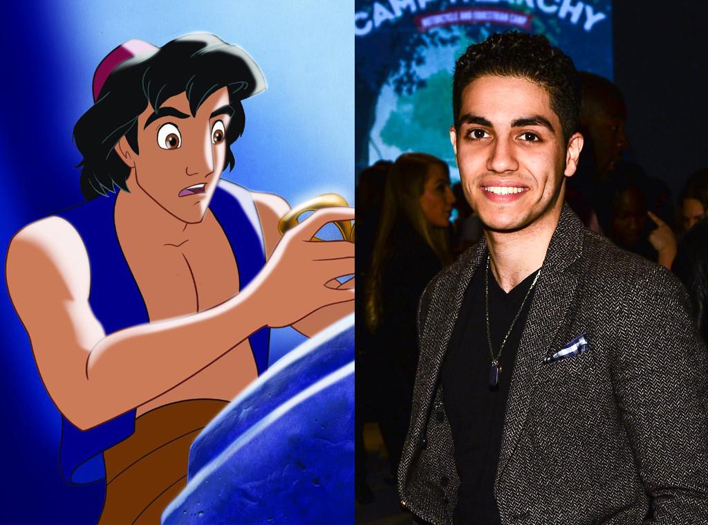 Mena Massoud, Aladdin