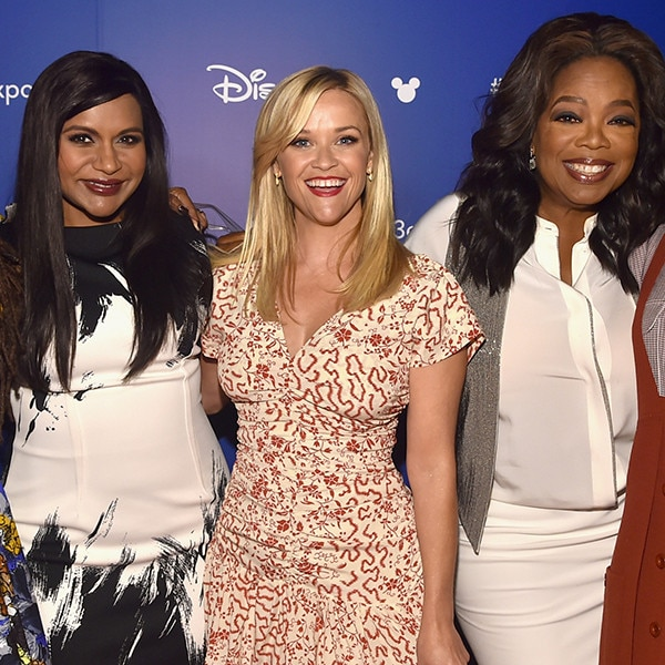 Disney's D23 Expo 2017: Star Sightings