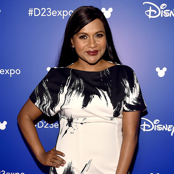 Mindy Kaling, D23 Expo