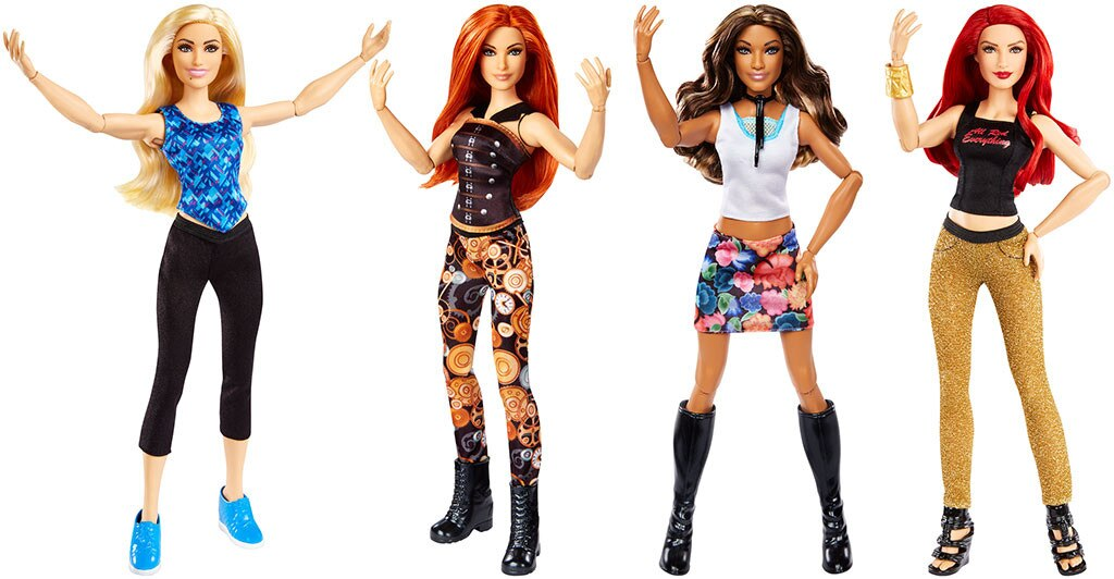 WWE Dolls, Total Divas