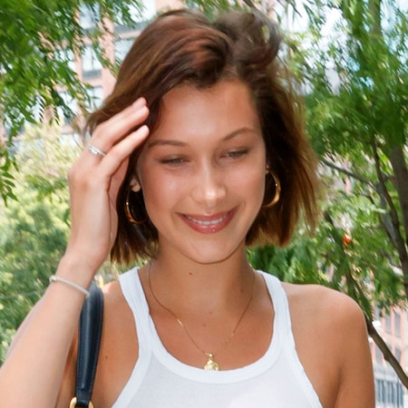 Bella Hadid Just Went Even Shorter With a New Haircut