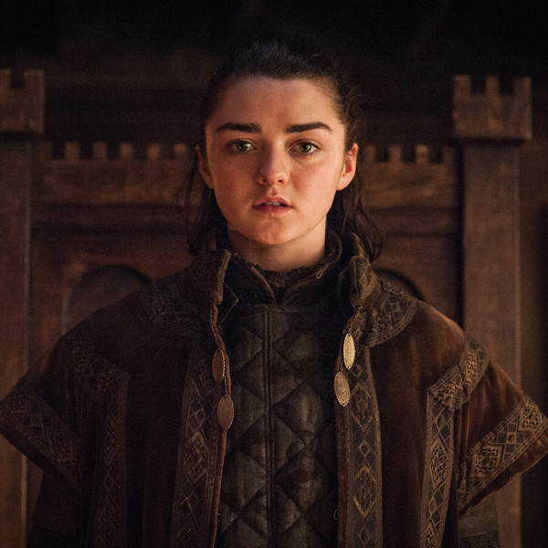 Arya Starm, Maisie Williams, Game of Thrones