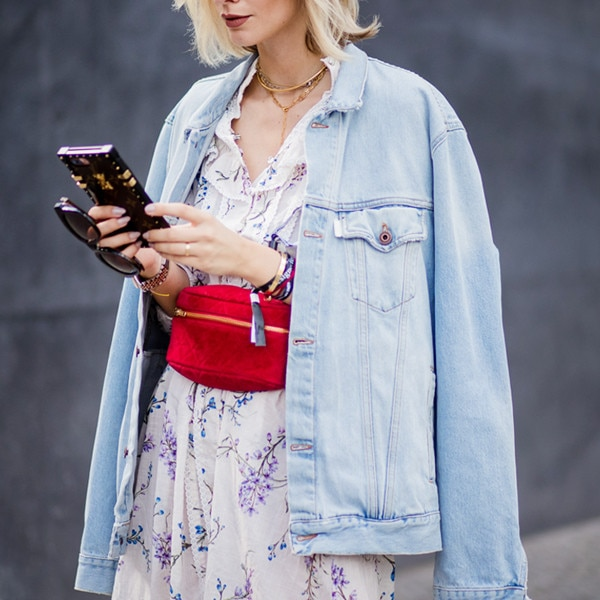 7 Oversized Denim Jackets