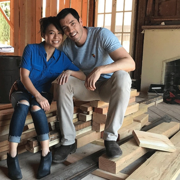 hgtvu0027s property brothers star drew scott reveals new details about his upcoming destination wedding e news - Drew Scott