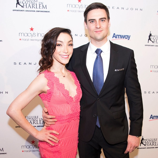 Meryl Davis and Fedor Andreev's Cutest Pics