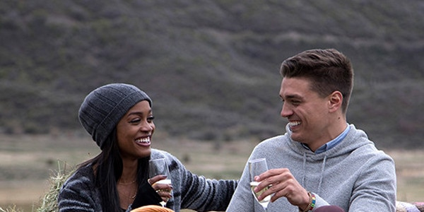 Bachelor Nation Reacts To Dean Unglerts Unforgettable Hometown Date With Rachel Lindsay On The Bachelorette
