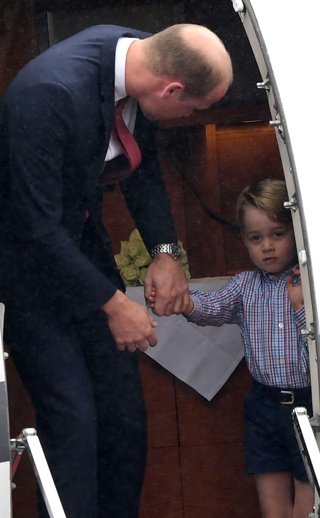 Prince William, Duke of Cambridg, Prince George