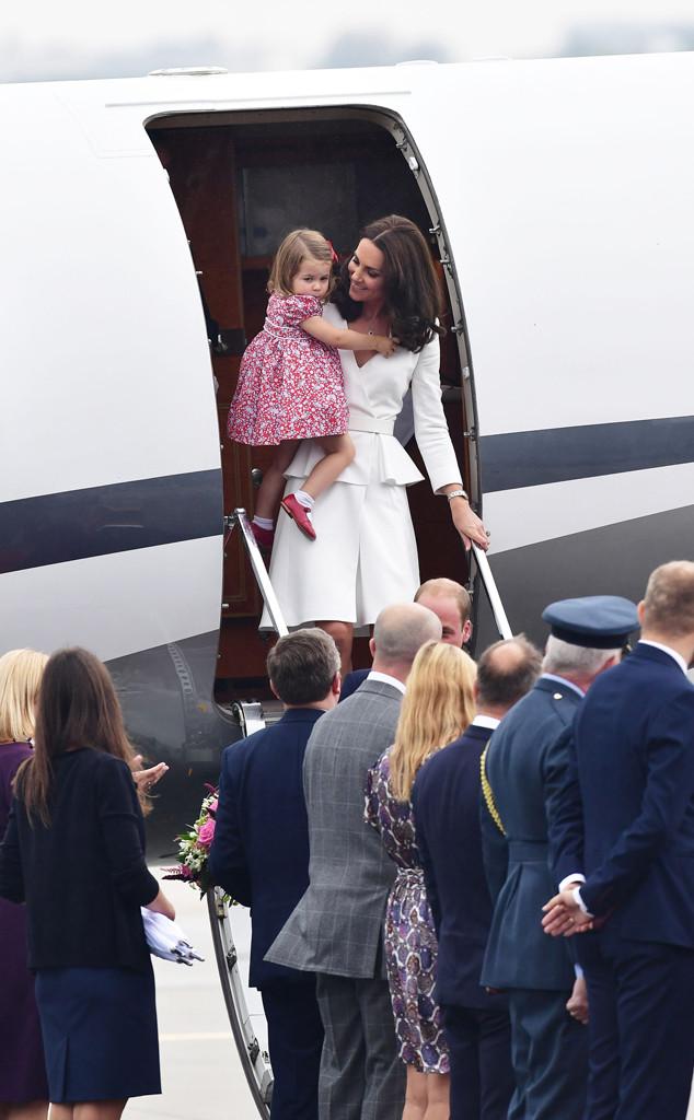 Princess Charlotte, Kate Middleton, Duchess of Cambridge