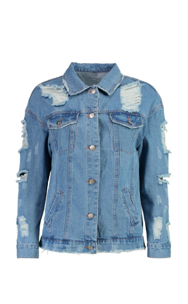 Branded: Denim Jackets