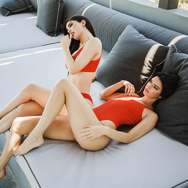 ESC: Kendall x Kylie x Revolve Swim Capsule