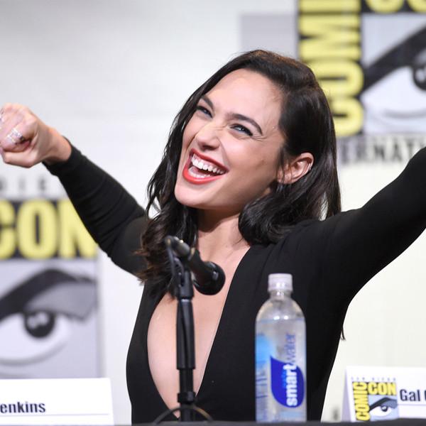 Gal Gadot, Comic-Con 2016