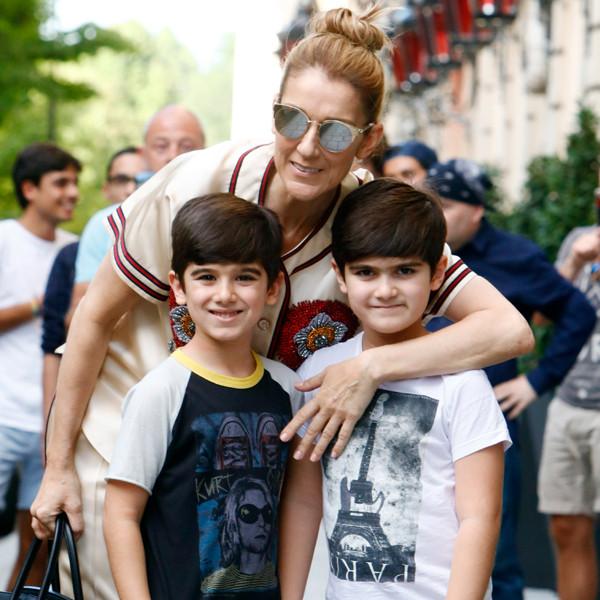 Celine Dion, Nelson, Eddy
