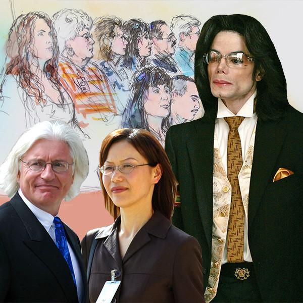 Michael Jackson Trial, Jury