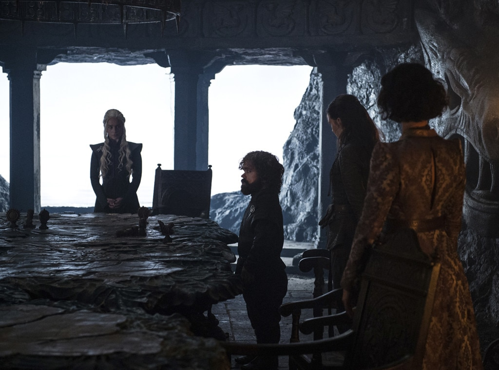 Game Of Thrones Gets Closer And Closer To The Alliances Dan Reunions We're Dreaming Of