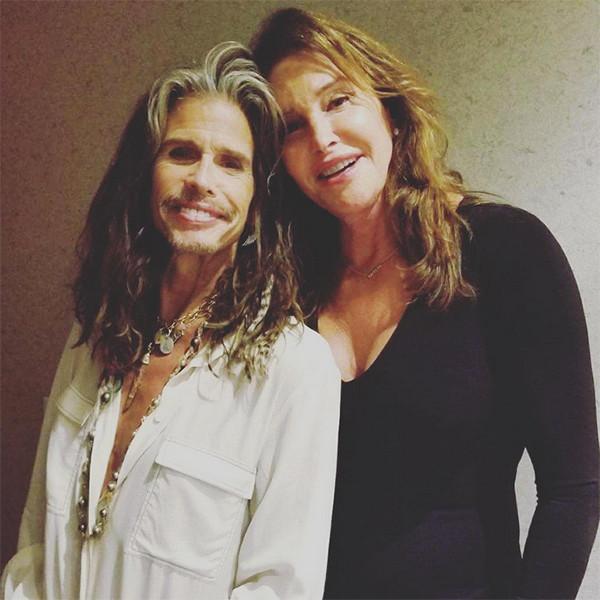 "Caitlyn Jenner: Aerosmith's ""Dude Looks Like a Lady"" Was My Anthem"