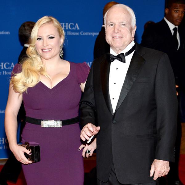 Megan McCain, John McCain