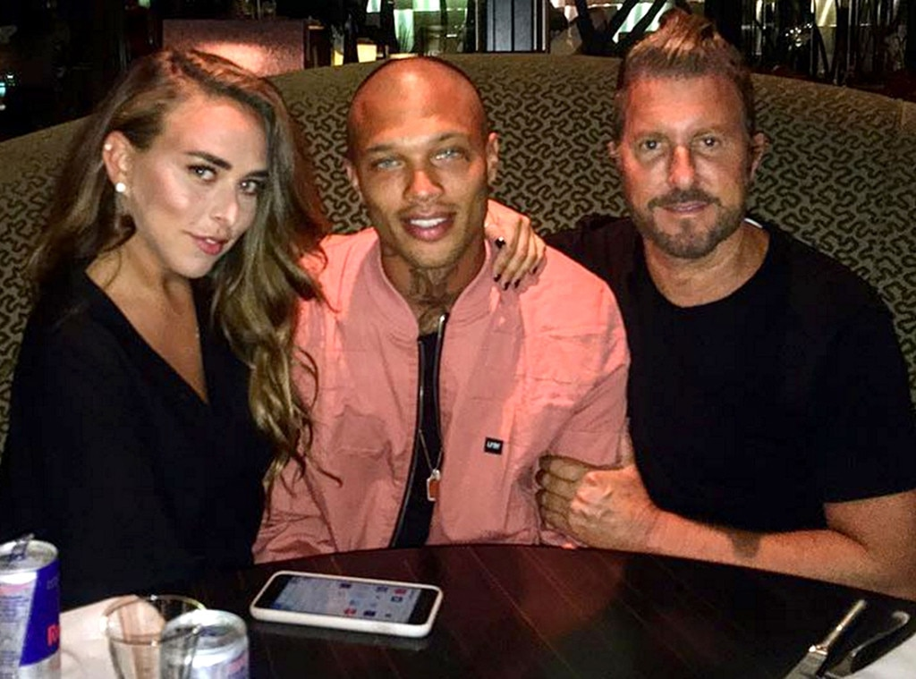 """Hot Convict"" Jeremy Meeks' Wife Says She Plans To Divorce Husband After Chloe Green Scandal"