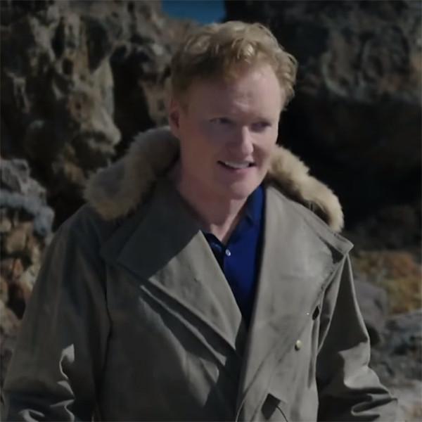 Conan O'Brien, Wonder Woman