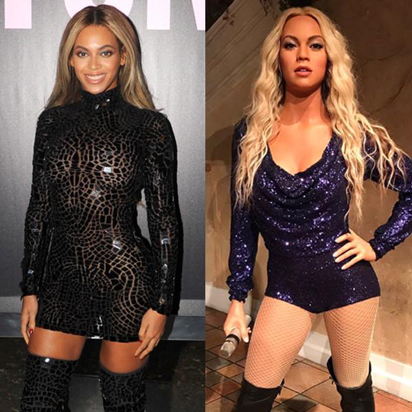 Beyonce, Wax Figure