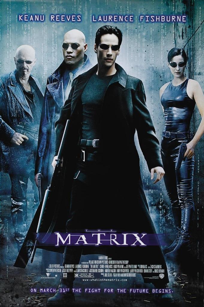 The Matrix, Movie Poster
