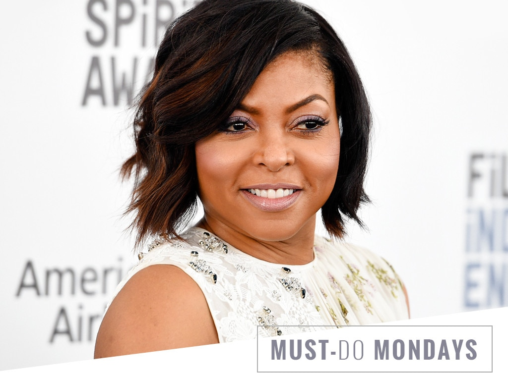 Taraji P. Henson Swears By This Face Cleansing Bar