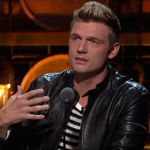 Nick Carter, Boy Band