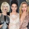 Taylor Swift, Kendall Jenner, Gigi Hadid