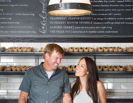 fixer upper ending with season 5 chip and joanna gaines bid a bittersweet goodbye e news. Black Bedroom Furniture Sets. Home Design Ideas