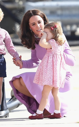 Kate Middleton, Princess Charlotte