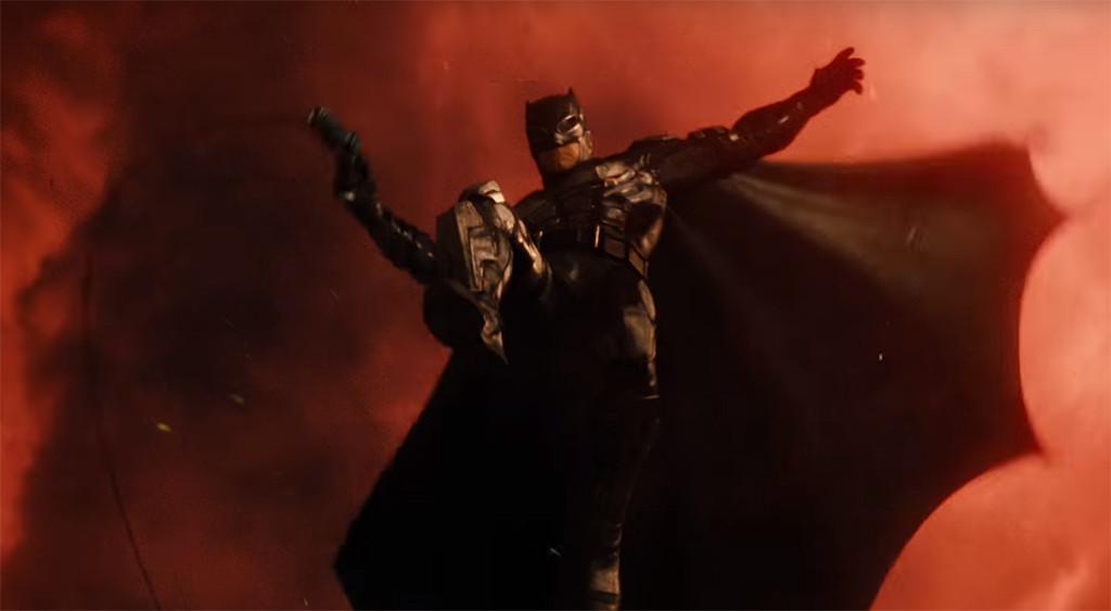 Ben Affleck, Justice League